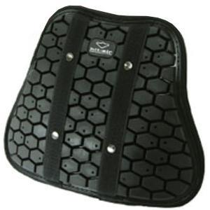 HC胸部パット ブラック W275×H226mm hit-air(ヒットエアー) hamashoparts