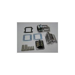 ビッグキャブ用マニホールド 縦型エンジンJOG  (丸筒シリーズ) KN企画 JOG80|hamashoparts
