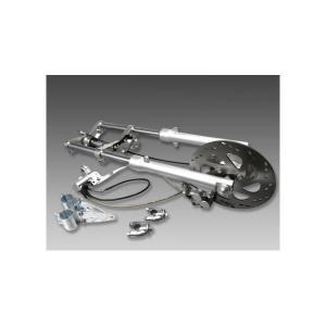 フロントショック&ディスクブレーキ MINIMOTO(ミニモト) APE50・APE100(エイプ)|hamashoparts