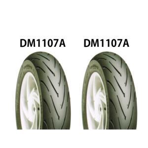 KSR50・KSR-2 タイヤ前後セット DM1107A 100/90-12×2本 DURO(デューロ)|hamashoparts