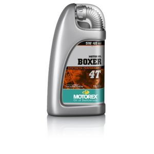 ボクサー 4T 5W-40 4リットル(4サイクルエンジンオイル) MOTOREX(モトレックス)|hamashoparts