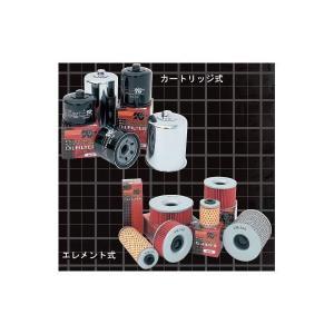 オイルフィルターカートリッジタイプ K&N(ケイアンドエヌ) CAGIVA(カジバ) ELEFANT900/750 89〜98年|hamashoparts