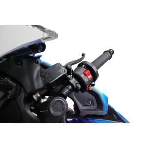 スロットルキット EVO2 ブラック 巻取Φ38/40  ACTIVE(アクティブ) GSX-R125 ABS(18年)|hamashoparts