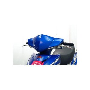 KYMCO RACING125Fi ヘッドマスク 純正色塗装 ウイルズウィン(WirusWin)