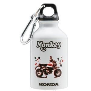 モンキー アルミマウンテンボトル ホワイト HONDA(ホンダ) hamashoparts