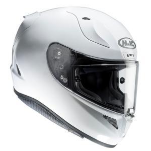 HJH103 RPHA 11 ソリッド オフロードヘルメット パールホワイト L(59-60)サイズ HJC|hamashoparts