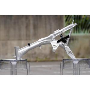 モンキーノーマル型アルミフレーム3cmロング MINIMOTO(ミニモト)|hamashoparts