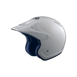 Hyper T 白 59〜60cm オフロードヘルメット Arai(アライ) hamashoparts