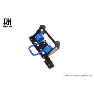シートスプリング ブルー KN企画 PCX125(JF28)|hamashoparts