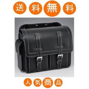 シングルサイドバッグLサイズ 20L ブラック KIJIMA(キジマ)|hamashoparts