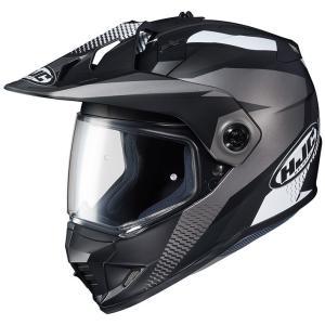 HJH134 DS-X1 エーウィング オフロードヘルメット ブラック XLサイズ HJC hamashoparts