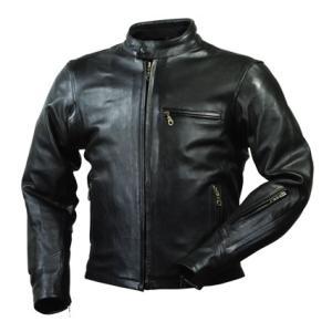 RA5031 ベンテッドライディングレザージャケット ブラック Lサイズ ラフアンドロード(Rough&Road)|hamashoparts