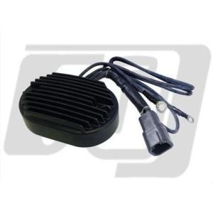 01-06年ソフテイルレギュレーターOEM74610-01 GUTS CHROME(ガッツクローム)|hamashoparts