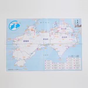 地図 四国別格二十霊場用地図|hamayanet