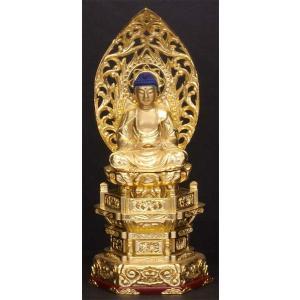 御仏像 釈迦如来座像御本尊  禅宗用  京型2寸  お仏壇・仏具の浜屋|hamayanet