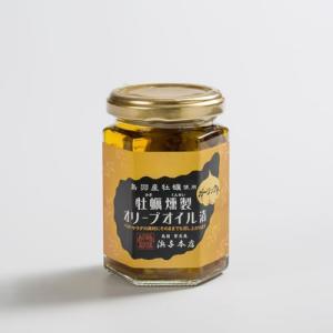 (ご自宅用) 牡蠣燻製オリーブオイル漬け (ガーリック)|hamayo