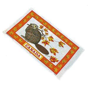 ビーバーティータオル 海外 土産 貴重 セール 大量 仕入れ インバウンド プレゼント 景品|hamazoku