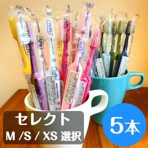 tepe 歯ブラシ セレクト 5本|hamigakilife