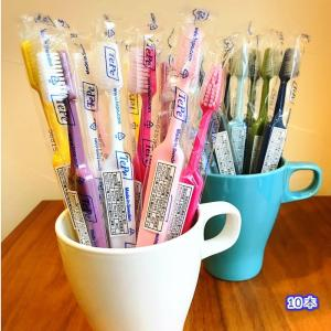 tepe 歯ブラシ セレクト 10本|hamigakilife