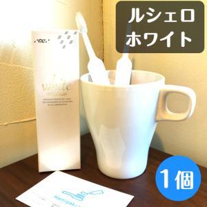 ホワイトニング歯磨き粉 ルシェロ歯磨きペーストホワイト 1個|hamigakilife