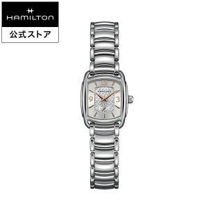 ハミルトン 公式 腕時計 Hamilton Bagley アメリカンクラシック バグリー レディース...