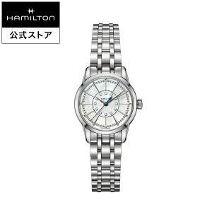 ハミルトン 公式 腕時計 Hamilton RailRoad Lady アメリカンクラシック レイル...