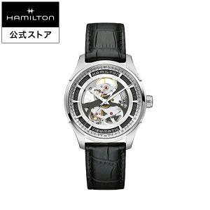 ハミルトン 公式 腕時計 Hamilton Jazzmaster Viewmatic Skeleto...