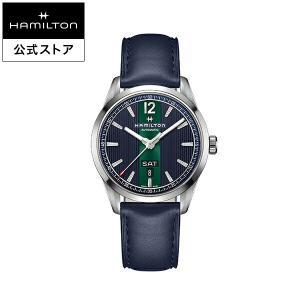 ハミルトン 公式 腕時計 Hamilton Broadway Day Date Auto ブロードウ...