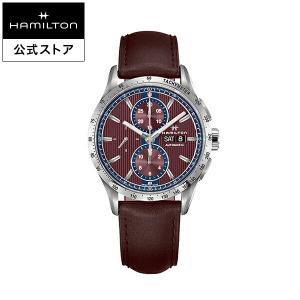 ハミルトン 公式 腕時計 Hamilton Broadway ブロードウェイ オートクロノ メンズ ...