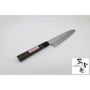 牛刀 極青 宗友作 紫檀柄 180mm|hamono-sanshodo