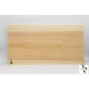 まな板 ヒノキ 雅 Lサイズ|hamono-sanshodo