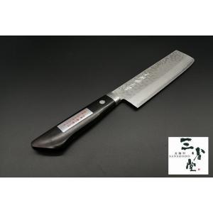 菜切り 白雲 積層 V金10号 口金付 165mm|hamono-sanshodo