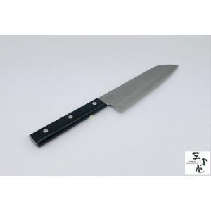三徳 クロマックス 槌目 165mm|hamono-sanshodo