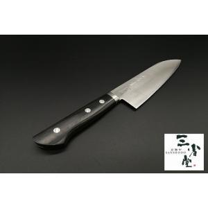三徳 クロマックス 鍛造 口金付 170mm|hamono-sanshodo