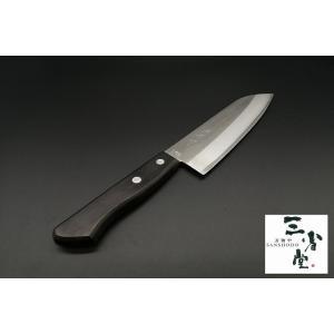 三徳 忠宗作 粉末ハイス鋼 165mm|hamono-sanshodo