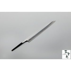 刺身 青鋼 中霞砥 水牛柄 270mm|hamono-sanshodo