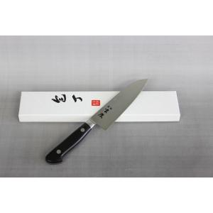 万能(三徳)包丁 小 末廣 切れ味抜群 V金10号 日本製 関市|hamononosuehiro
