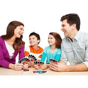 ウノ UNO カードゲーム B7696の詳細画像2