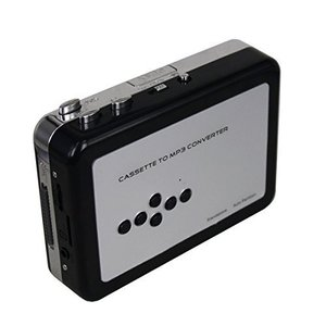 PC不要!カセットテープ USB変換プレーヤー カセットテー...