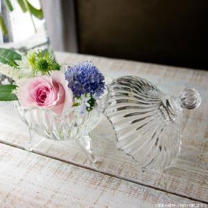 フラワーベース 花瓶 ガラス ベーレ スリーレッグスジャー|hana-kazaru