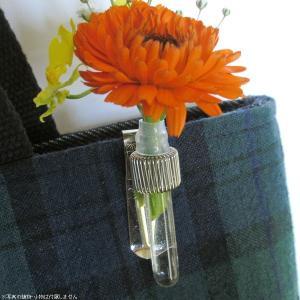 フラワーベース 花瓶 アクセサリー 身に着けられる花瓶 PINKIE ROYAL・日本郵便クリックポ...