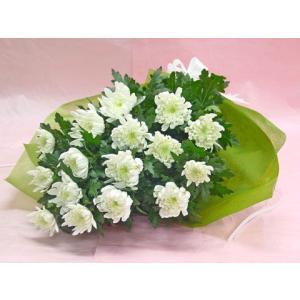 白菊の花 供花 花束 通夜・葬儀にも|hana-mizuki|03