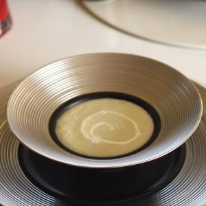 ディモーダ ブラック/プラチナ ハット型ボウル 19cm シルバー キャッシュレス 還元|hana2