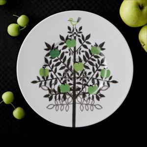 Shinzi Katoh メーレ りんごの木 サービスプレート 31cm キャッシュレス 還元|hana2