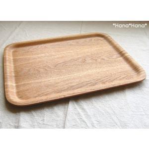 角長トレイ M 36cm ウィローウッド 木製 キャッシュレス 還元|hana2