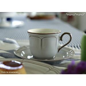 ソフィア グレー コーヒーカップ&ソーサー キャッシュレス 還元|hana2