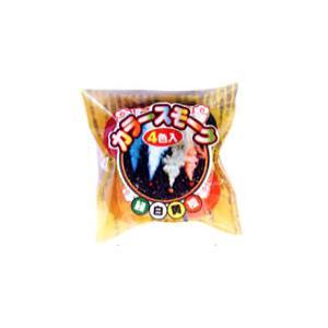 花火 袋入カラースモークボール(4個入)(変り種花火)