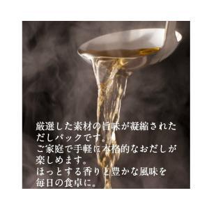鰹本枯節だしパック 2人用 10g×10包入   国産 無添加 調味料 食塩不使用|hanabishi-syoten|03