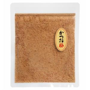 かつお粉85g 無添加 国産 鰹 かつお節 鰹節|hanabishi-syoten|02