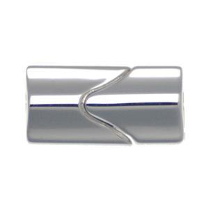ホワイトゴールド クラスプ K18WG 商品番号:C05192W|hanadama-ise